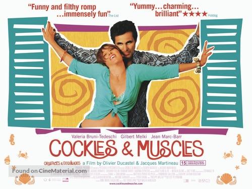 Crustacés et coquillages - British Movie Poster