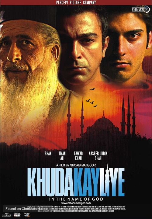 Khuda Ke Liye - Indian Movie Poster