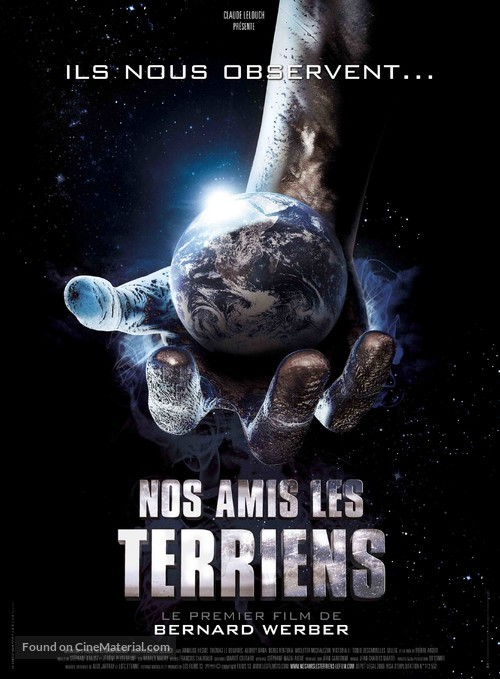 Nos amis les Terriens - French Movie Cover