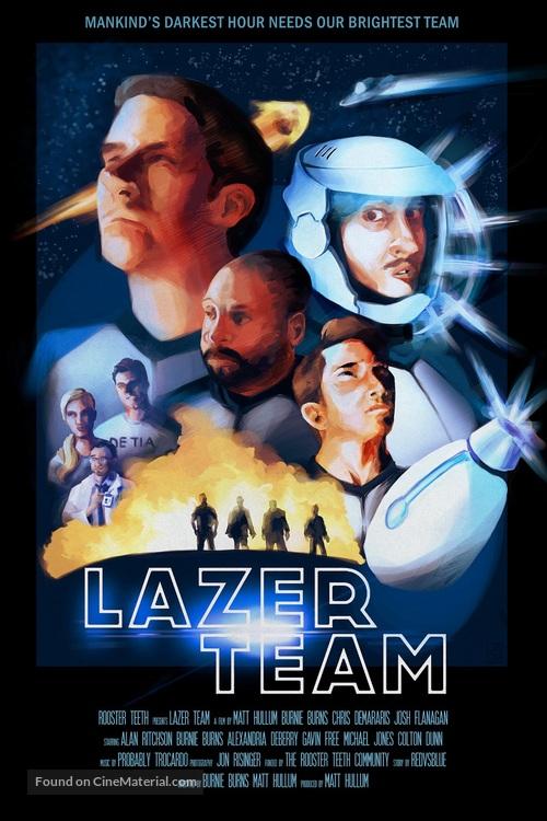 Lazer Team (2015) - THEATRE MOVIE ONLINE