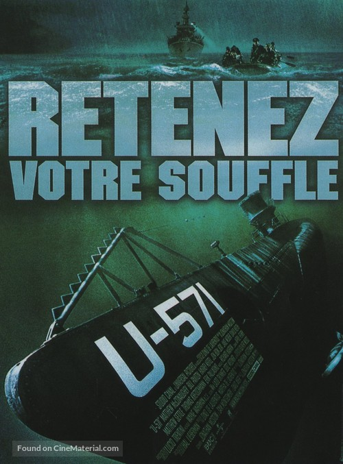 U-571 - French Movie Poster