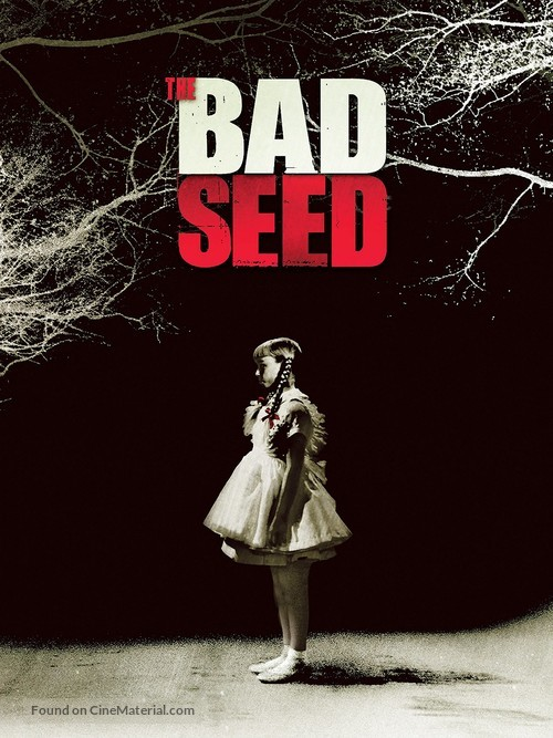 The Bad Seed - Movie Poster