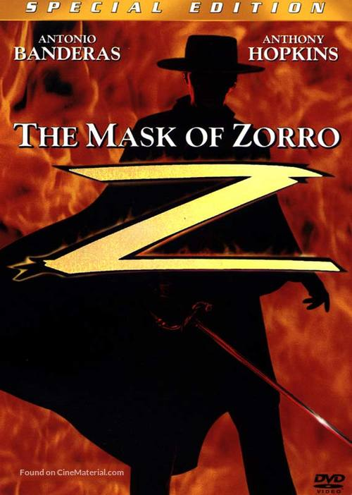 mask of zorro essay