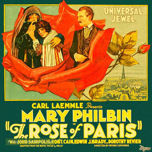 The Rose of Paris - Movie Poster