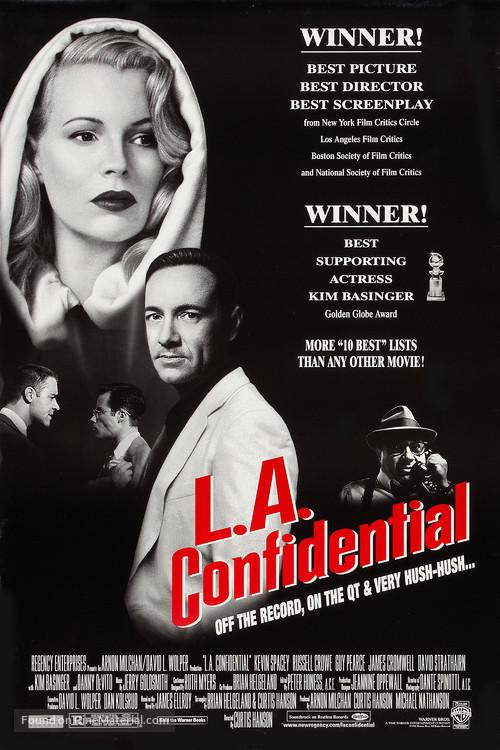 L.A. Confidential - Movie Poster