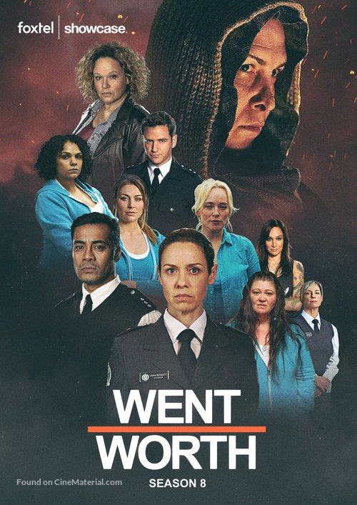"""Wentworth"" - Australian Movie Poster"