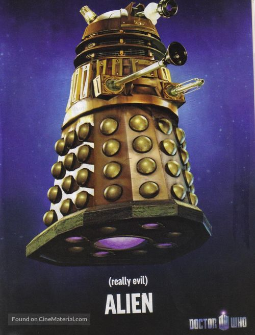 """""""Doctor Who"""" - Movie Poster"""
