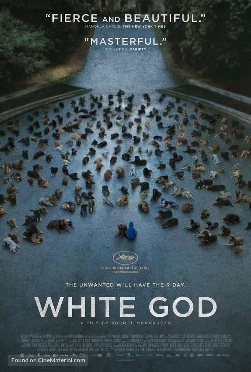 Fehér isten - Movie Poster