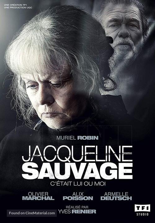 Jacqueline Sauvage, c'était lui ou moi - French DVD movie cover
