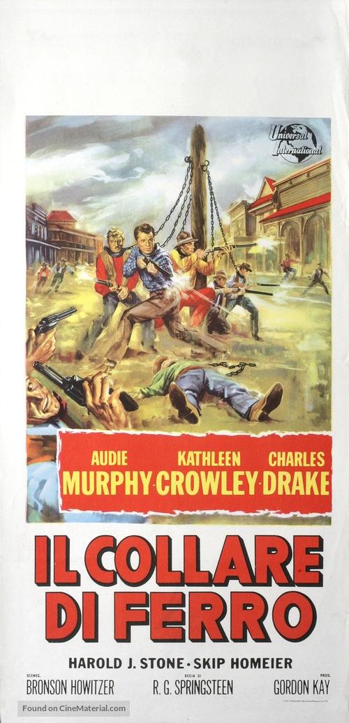 Showdown - Italian Movie Poster