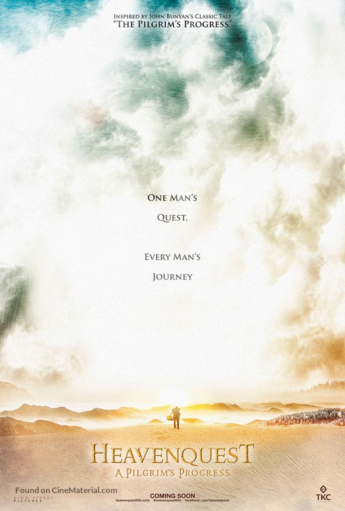 Heavenquest: A Pilgrim's Progress - Movie Poster