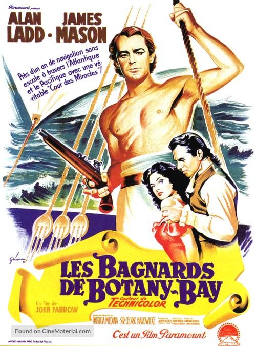 Botany Bay - French Movie Poster