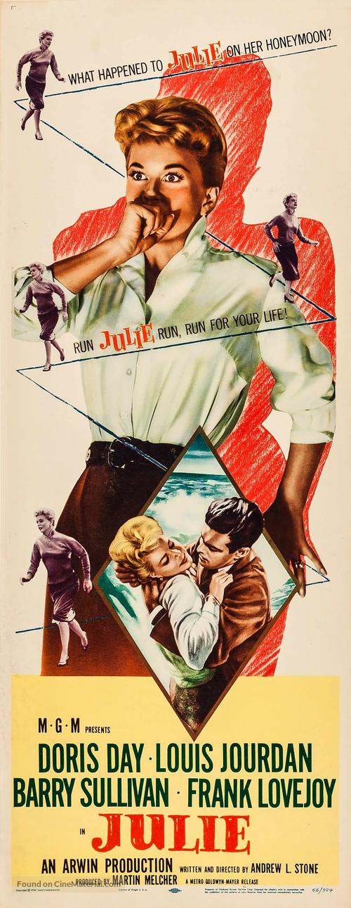 Julie - Movie Poster
