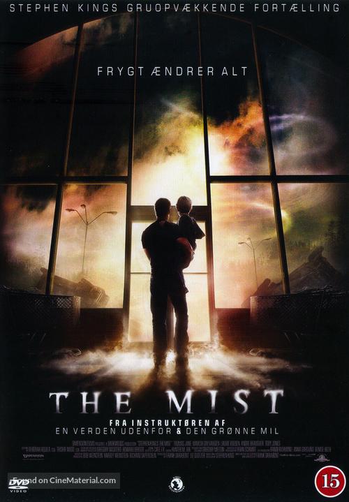 The Mist - Danish Movie Cover