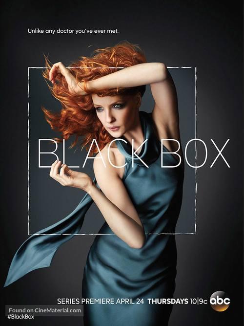 """Black Box"" - Movie Poster"