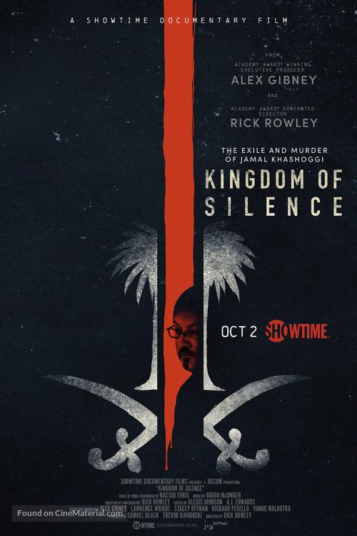 Kingdom of Silence - Movie Poster