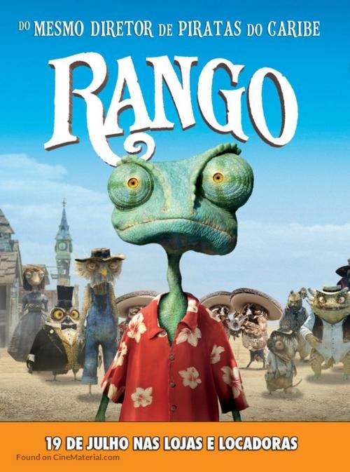 rango brazilian movie poster