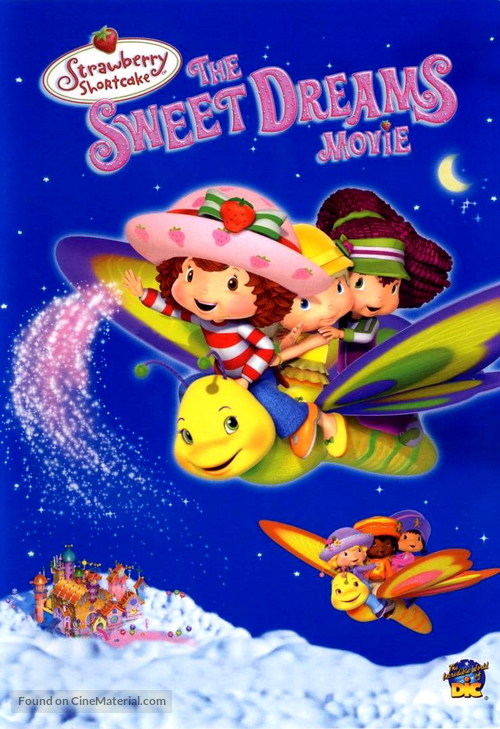 Strawberry Shortcake: The Sweet Dreams Movie - poster