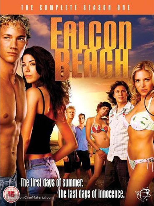 """""""Falcon Beach"""" - Danish Movie Cover"""