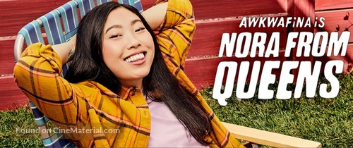 """""""Awkwafina Is Nora from Queens"""" - Video on demand movie cover"""