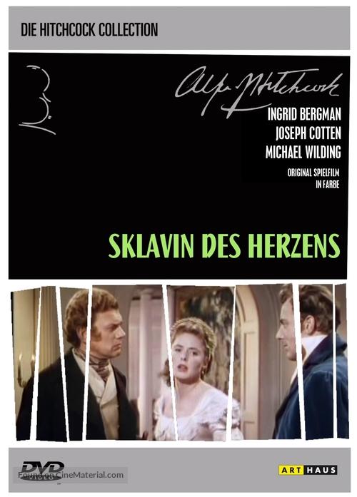 Under Capricorn - German DVD movie cover