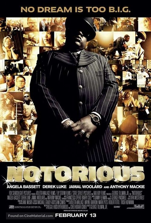 Notorious - Movie Poster