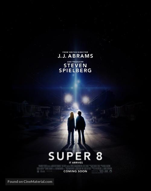 Super 8 - Japanese Movie Poster