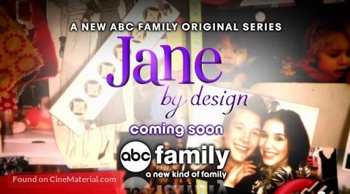 """Jane by Design"" - Movie Poster"