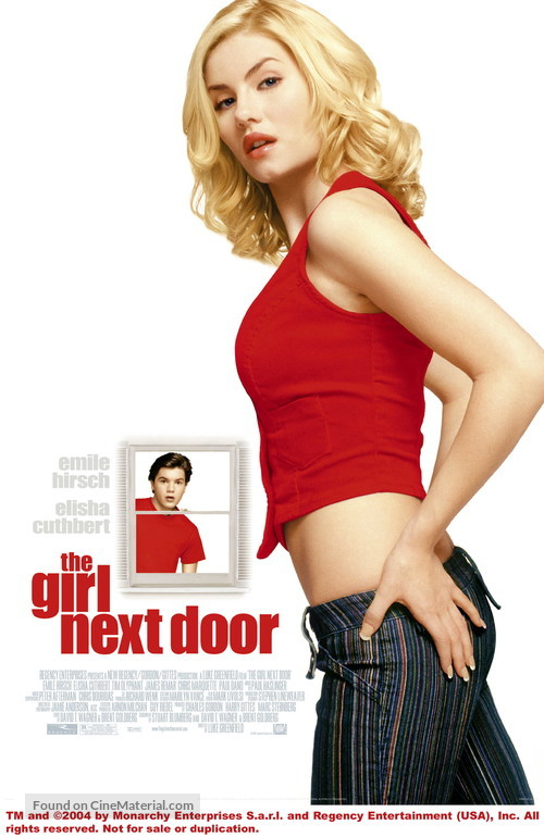 The Girl Next Door - Movie Poster