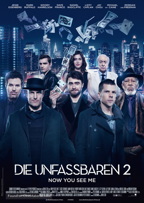 Now You See Me German