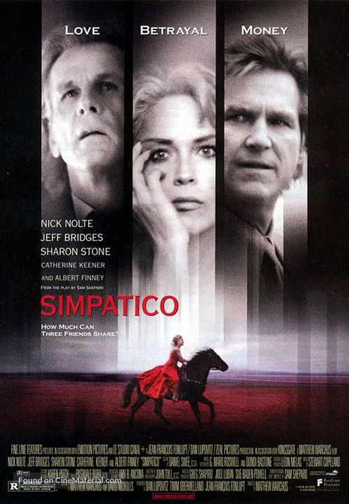 Simpatico - Movie Poster