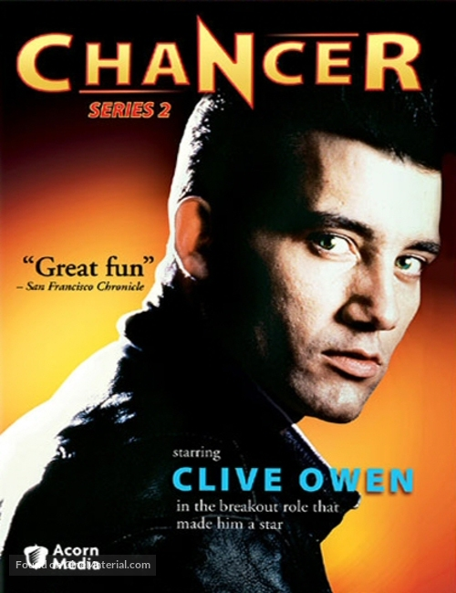 """Chancer"" - DVD movie cover"
