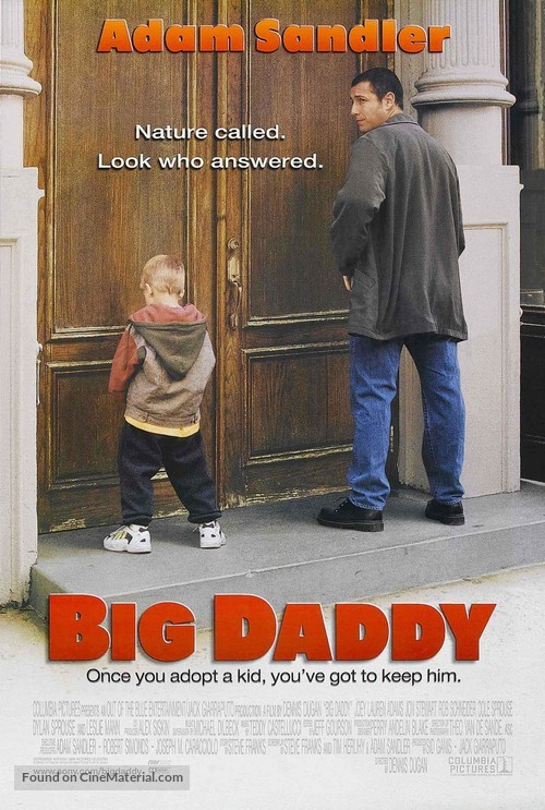 Big Daddy - Movie Poster