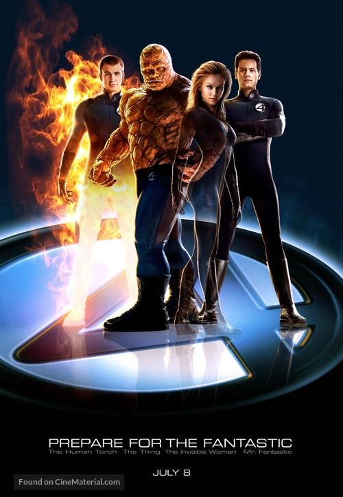 Fantastic Four - Movie Poster