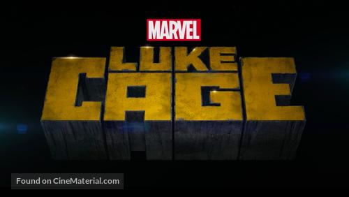 """""""Luke Cage"""" - Logo"""