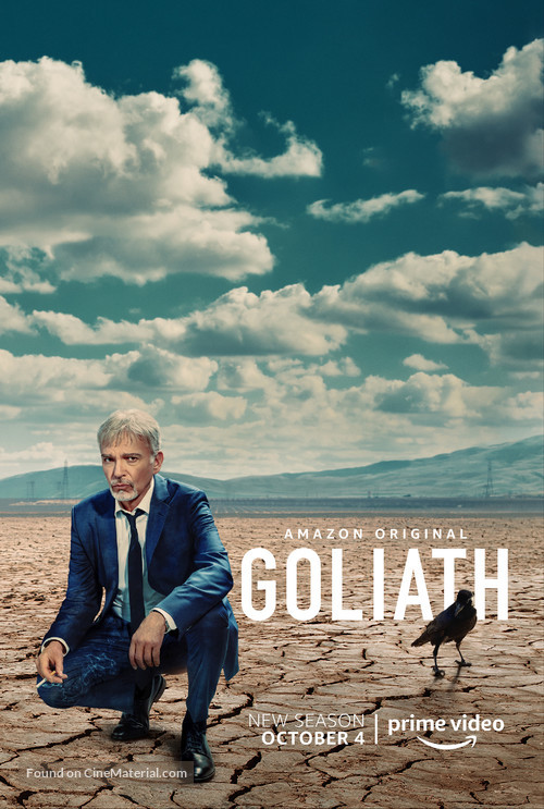 """Goliath"" - Movie Poster"