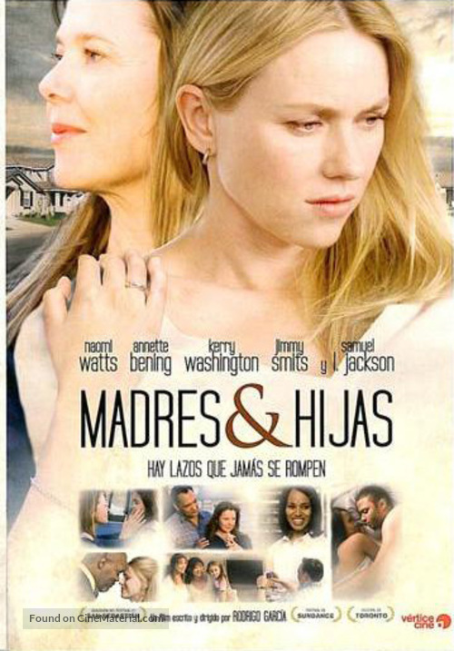 Mother and Child - Spanish DVD movie cover