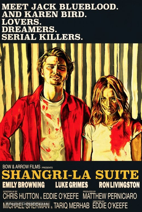 Shangri-La Suite - Movie Poster