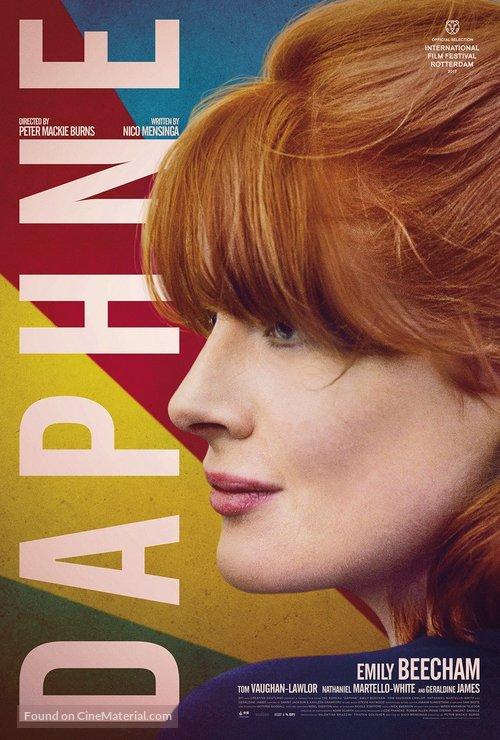 Daphne - British Movie Poster