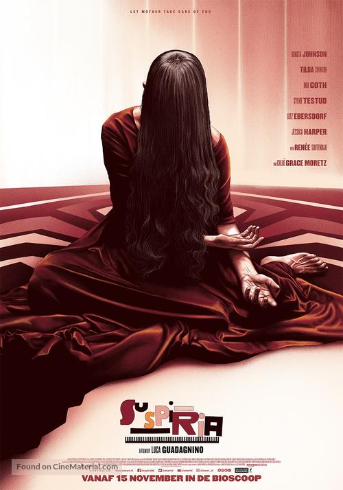 Suspiria - Dutch Movie Poster