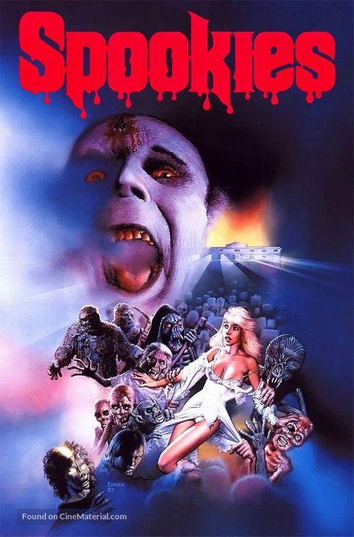 Spookies - Movie Cover