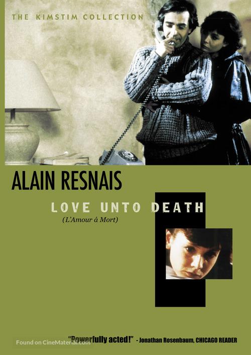 Amour à mort, L' - Movie Cover