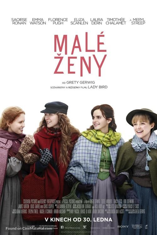 Little Women - Czech Movie Poster