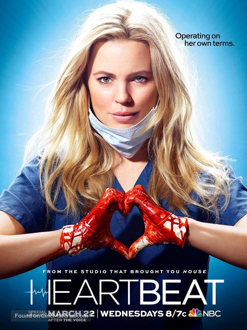 """""""Heartbeat"""" - Movie Poster"""