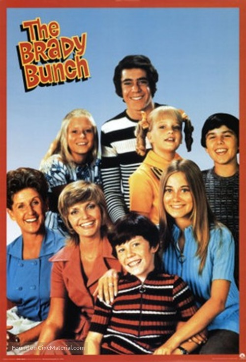 """The Brady Bunch"" - Movie Poster"