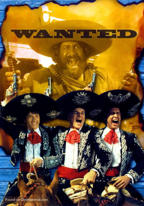 Three Amigos! - Key art