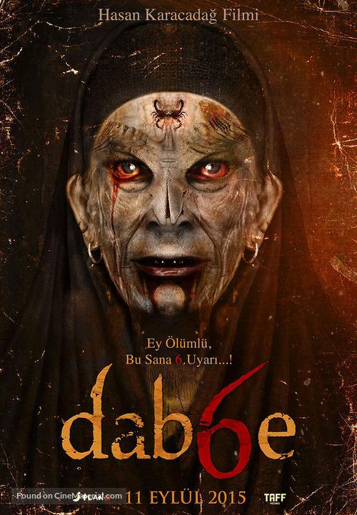 Dabbe (Dab6e) - Turkish Movie Poster