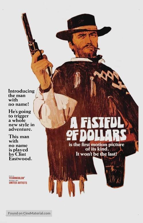 Per un pugno di dollari - Movie Poster