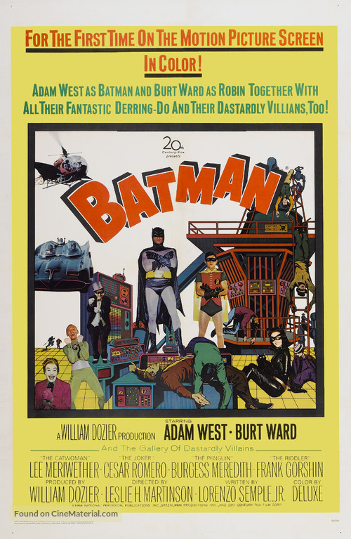 Batman - Theatrical poster