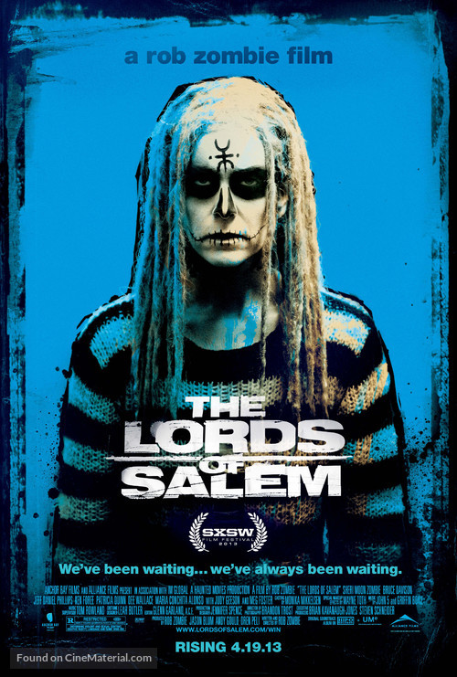 The Lords of Salem - Movie Poster